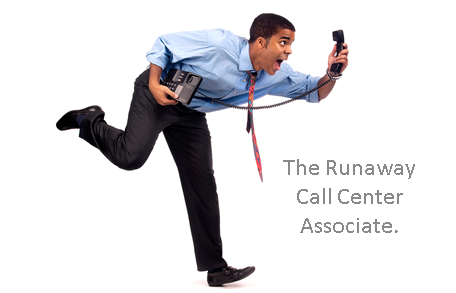 The_runaway_call_center_associate