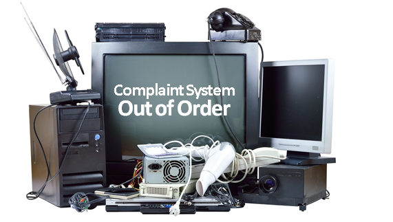 Complaint_System_Out_of_Order_DNC_Complliance