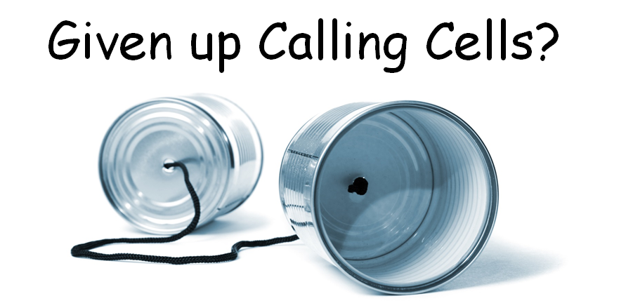 how to call a cell phone voicemail directly